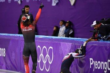 Men's 1000m Short Track Speed Skating Finals at the Pyeongchang 2018 Winter Olympics