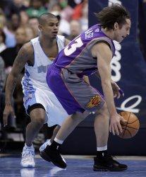 NBA PHOENIX SUNS VS DENVER NUGGETS