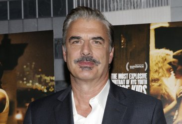 Chris Noth at 'White Girl' New York Premiere