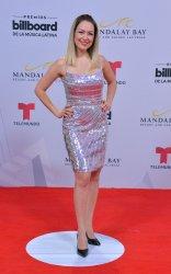 Veronica Albornoz attends the Billboard Latin Music Awards in Las Vegas