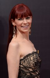 Carrie Preston attend sthe Creative Arts Emmy Awards in Los Angeles