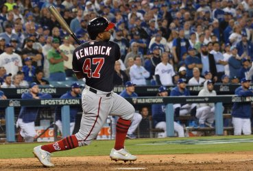 Nats' Howie Kendrick hits grand slam during NLDS Game 5