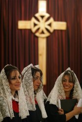 THE INISTALLATION OF SIXTH BISHOP OF THE ANGLICAN/EPISCOPAL CHURCH IN IRAN
