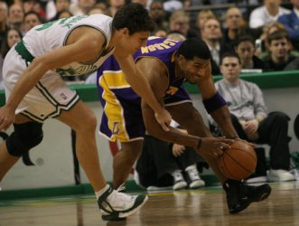 BOSTON CELTICS VS LA LAKERS