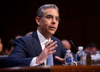 David Marcus of Facebook testifies on Libra and cryptocurrency in Washington, D.C.