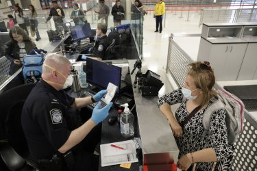 U.S. Customs and Border Protection Response to the COVID-19 Pandemic