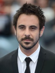 "Emun Elliott attends the UK Premiere of ""Prometheus"" in London."