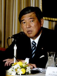 LDP's five candidates speak out in Japan