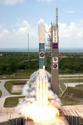 GLAST lifts off from Kennedy Space Center