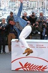 Antonio Banderas attends the Cannes Film Festival