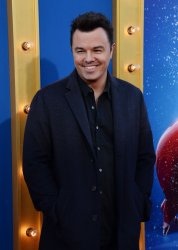 "Seth MacFarlane attend sthe ""Sing"" premiere in Los Angeles"