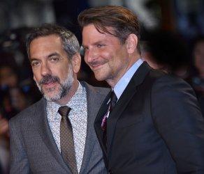 Bradley Cooper attends 'Joker' premiere at Toronto Film Festival