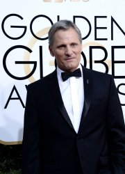 Viggo Mortensen attends the 74th annual Golden Globe Awards in Beverly Hills
