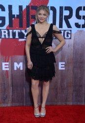 "Chloe Grace Moretz attends the ""Neighbors 2: Sorority Rising"" premiere in Los Angeles"