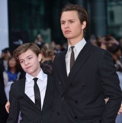 Ansel Elgort attends 'The Goldfinch' premiere at Toronto Film Festival