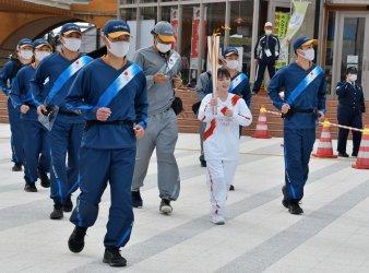 Tokyo 2020 Olympic torch relay starts at Fukushima