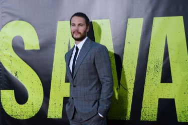 """Taylor Kitsch attends the premiere of """"Savages"""" in Los Angeles"""