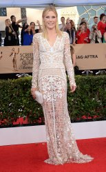 Julie Bowen attends the 23rd annual SAG Awards in Los Angeles