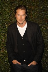 "Jason Lewis attends the premiere of the video ""My Valentine"" in West Hollywood, California"