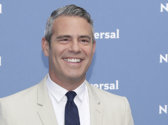 Andy Cohen at NBCUNIVERSAL Upfront