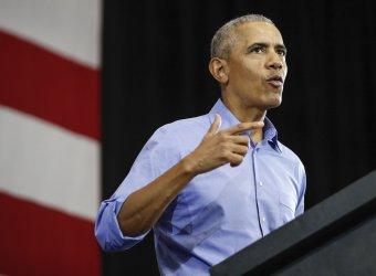 Obama speaks in Milwaukee, Wisconsin