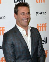Jon Hamm attends 'Lucy in The Sky' premiere at Toronto Film Festival