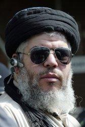 SHEIKH ABU HAMZA CONDUCTS FRIDAY PRAYERS