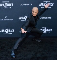"""Mark Dacascos attends the """"John Wick: Chapter 3 - Parabellum"""" screening in Los Angeles"""