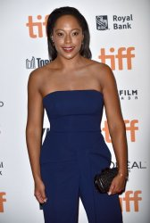 Rosalind Eleazar attends 'The Personal History of David Copperfield' premiere at Toronto Film Festival