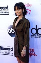 Singer Rihanna attends the Billboard Music Awards in Las Vegas