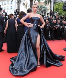 Noel Berry attends the Cannes Film Festival