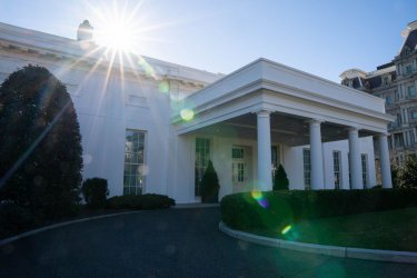 Feature View of the White House