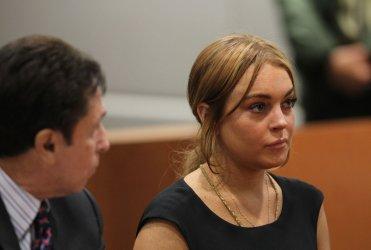 Lindsay Lohan pretrial hearing in Los Angeles