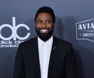 John David Washington attends the 22nd annual Hollywood Film Awards in Beverly Hills