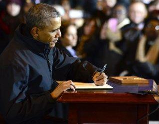 President Barack Obama at U. S. Steel Irvin Plant