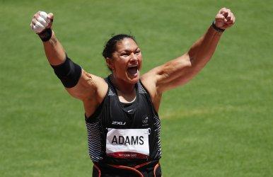 New Zealands Adams Wins Bronze in Shot Put at Tokyo Olympics