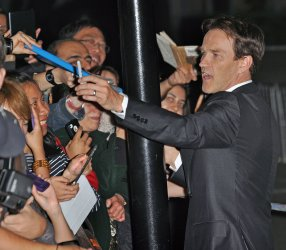 Stephen Moyer attends 'The Devil's Knot' premiere at the Toronto International Film Festival