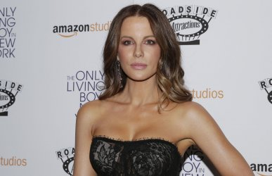 Kate Beckinsale at 'The Only Living Boy In New York' Premiere