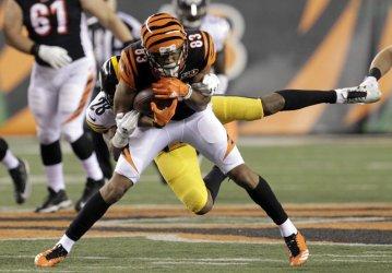 Bengals Tyler Boyd fights to break free