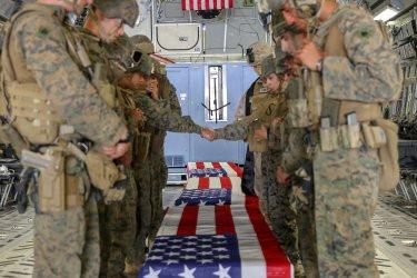 U.S. Servicemembers KIA in Afghanistan Returned Home