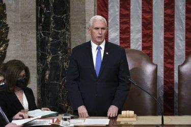Congress Ratifies Biden Electoral College Votes