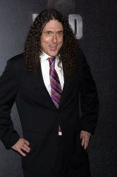 "Weird Al arrives for the ""Bad Teacher"" Premiere in New York"