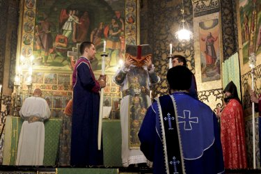 Christians in Iran Celebrate the first day of the New Year