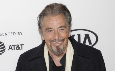 Al Pacino arrives at the 'Scarface' 35th Anniversary