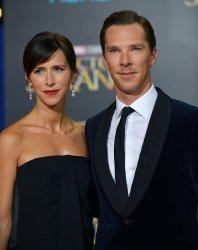 Benedict Cumberbatch attends 'Doctor Strange' world premiere