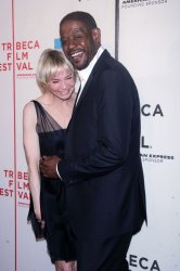 """Renee Zellweger and Forest Whitaker arrive for the Tribeca Film Festival premiere of """"Our Own Love Song"""" in New York"""