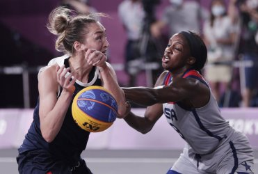 USA Wins Gold in Womens 3X3 Basketball at Tokyo Olympics
