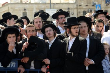 Israeli Bus Flipped By Palestinian In Jerusalem Terror Attack