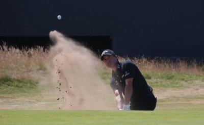 Kevin Kisner at 147th Open Golf Championships