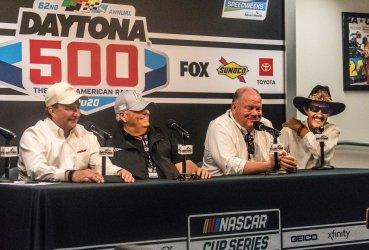 2020 Daytona Final Practice.